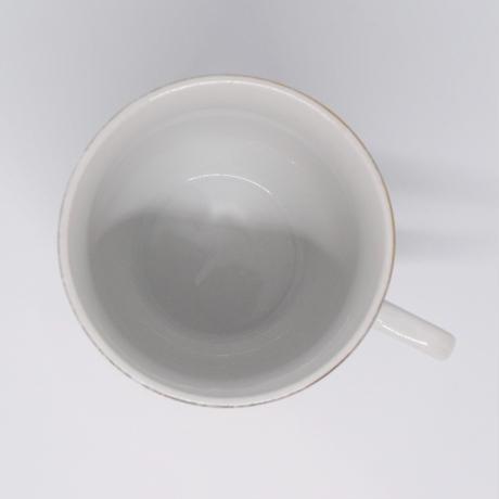 ドイツ シンプル水玉マグカップ 緑