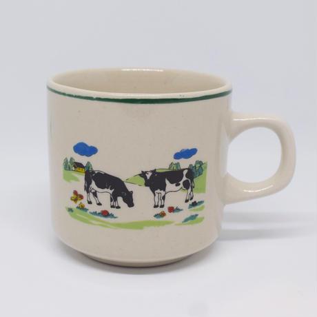 チェコ 牧場のマグカップ