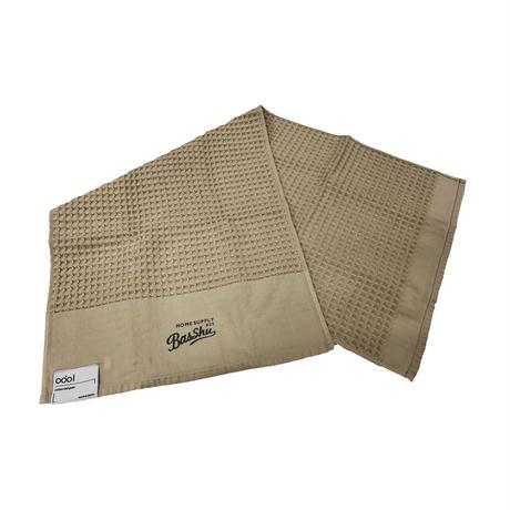 odol / odol × BasShu face towel