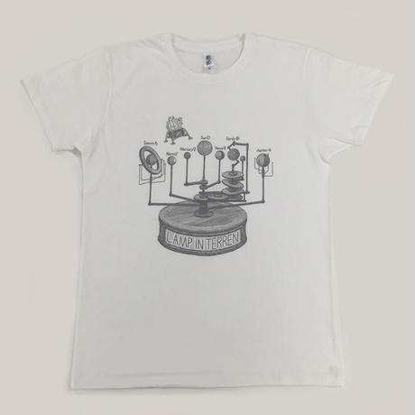 LAMP IN TERREN / ORRERY T-Shirts(ホワイト)
