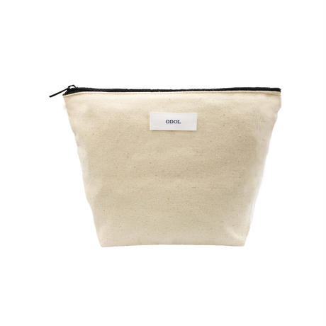 odol / threading logo pouch