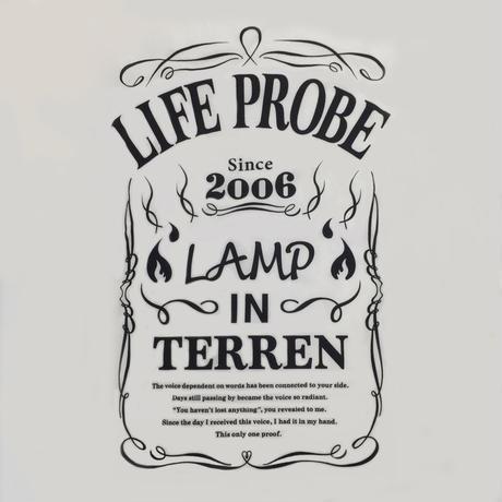 LAMP IN TERREN / LIFE PROBE T-Shirts(ホワイト)