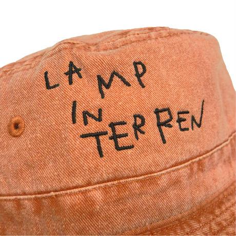 LAMP IN TERREN / 92 バケットハット(オレンジ)
