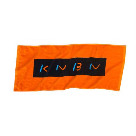 KANA-BOON / KNBNフェイスタオル