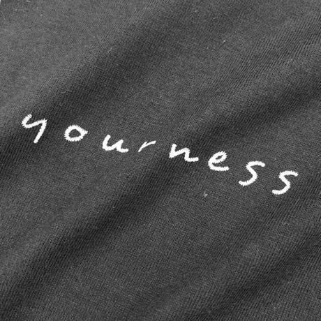 ユアネス / ロゴ ロングスリーブTシャツ