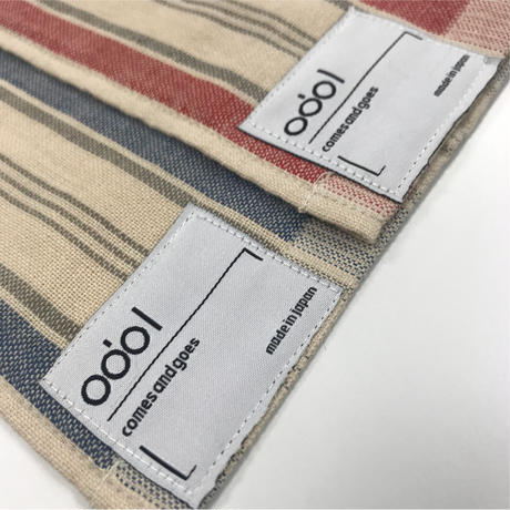 odol / odol × BasShu hand towel