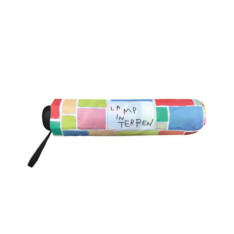 LAMP IN TERREN / Color Brick 折り畳み傘