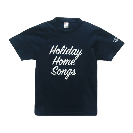 GONTITI / Holiday Home Song Tシャツ
