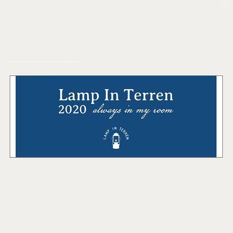LAMP IN TERREN / 2020スポーツタオル(ブルー)