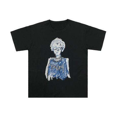 LAMP IN TERREN / YOUTH Tシャツ(ブラック)