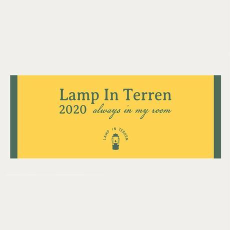 LAMP IN TERREN / 2020スポーツタオル(イエロー)