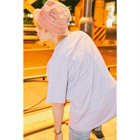 LAMP IN TERREN / YOUTH Tシャツ(オーキッド)