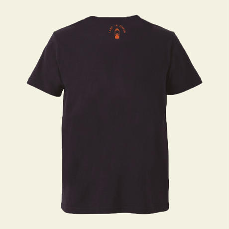 LAMP IN TERREN / GRASS Tシャツ(ネイビー)