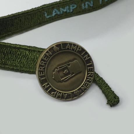 LAMP IN TERREN / ダブルブレスレット(グリーン)