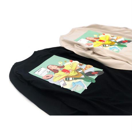 KANA-BOON / 楽しみを待ちながら、ロングスリーブTシャツ