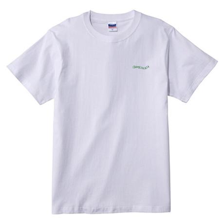"DENIMS / ""more local"" Tシャツ(白)"