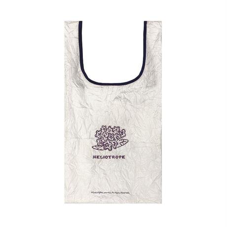 ユアネス/ヘリオトロープ刺繍エコバッグ
