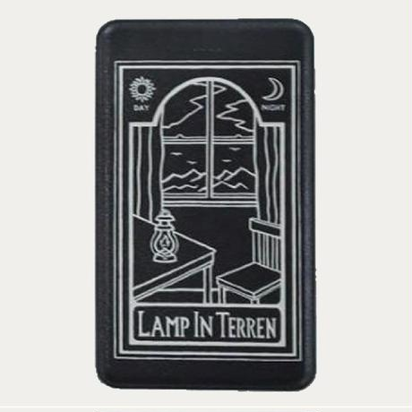 LAMP IN TERREN / モバイルバッテリー