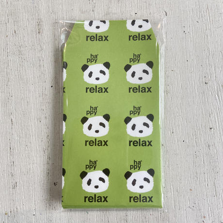 mdesign ポチ袋 happyパンダ