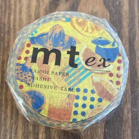 mt マスキングテープ  オレンジジュース