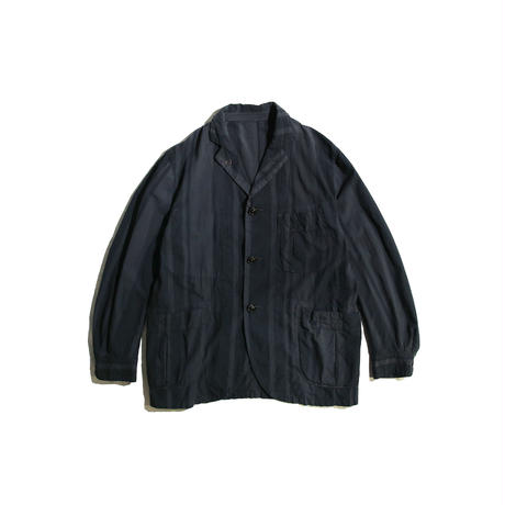 LIGHT COTTON CUFFED EASY TAILOR JACKET / HNJK-018