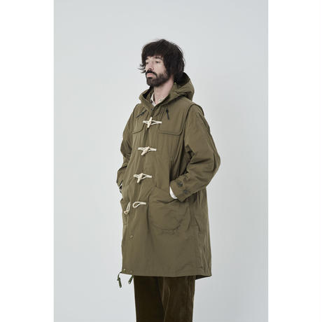 DUFFEL MOD'S COAT - 19AW-20AW MODEL / HNCT-004