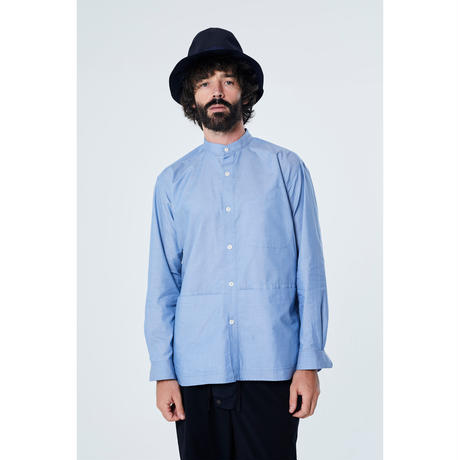 T/C DUNGAREE FIELD SHIRTS / HNSH-003