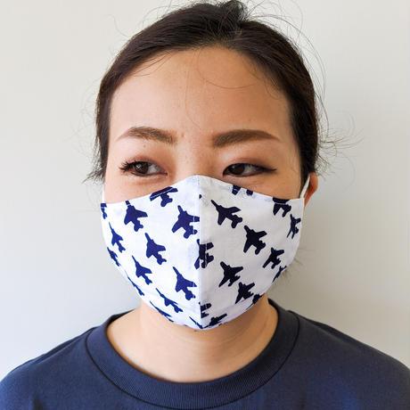 手ぬぐいマスク【フリーサイズ】