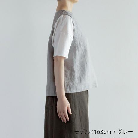 Heavenly ヘブンリー / リネン2wayベスト(全3色)/ 2135062