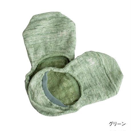 リネン フットカバー / Homie ホミー / H-046