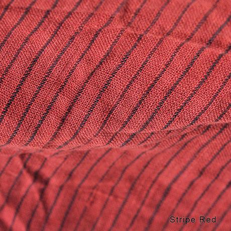[日本製品染め]リネン キッチンクロス[ストライプ]teint TE-005S