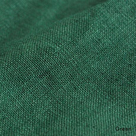 [日本製品染め]リネン ギャルソンエプロン teint TE-011