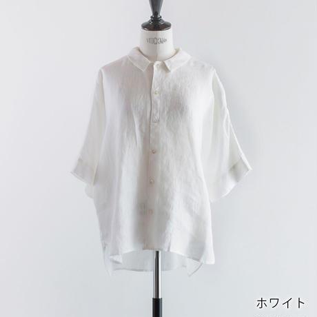 【4月中旬頃予約販売開始】リネンカラードワイドブラウス / Heavenly ヘブンリー / 2124032