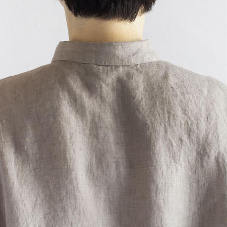 リネンシャンブレーワイドシャツ / Heavenly ヘブンリー / 2123102