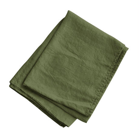 [日本製品染め]リネン テーブルクロス[Sサイズ 130cm×130cm]teint TE-009