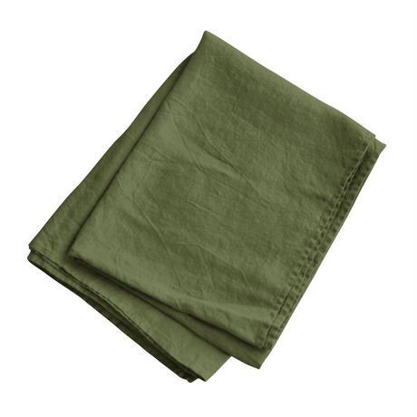 [日本製品染め]リネン テーブルクロス[Mサイズ 180cm×130cm]teint TE-010