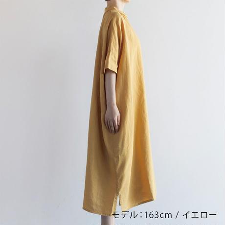 【4月中旬頃予約販売開始】リネンギャザーシャツワンピース / Heavenly ヘブンリー / 2124012