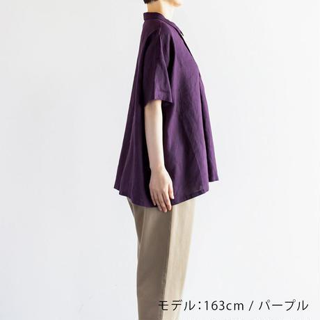 リネンワイドポロシャツ / Heavenly ヘブンリー / 2123032