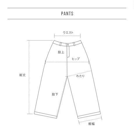 Heavenly 2024104 Cotton Linen Twill Tuck Pants
