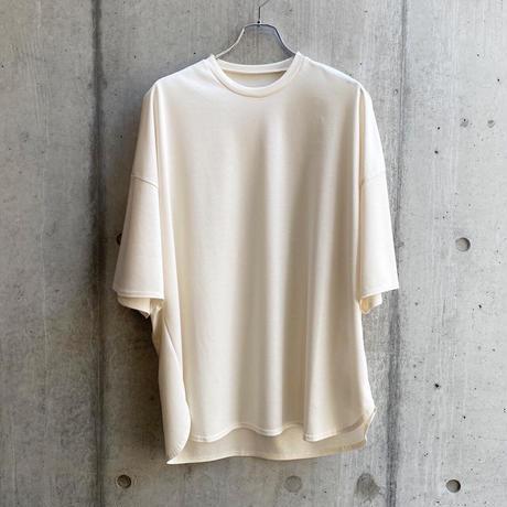 VU - basic t-shirt [ OFF WHITE ]