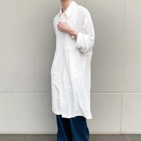 jiji - WAIST MARK CORT [ WHITE ]