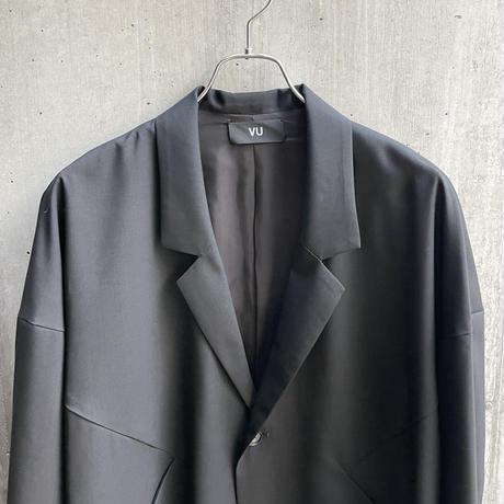 VU - classic jacket [ BLACK ]