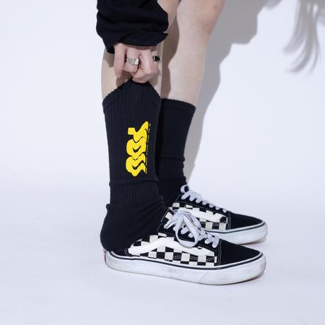 ING YOU logo socks [BLK]