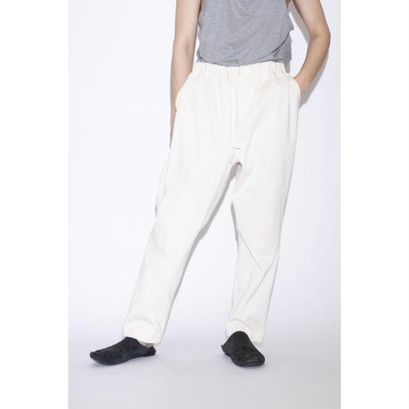 VOAAOV RELAX KNITTED PANTS [ OFF ]