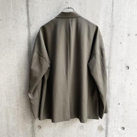 VU - classic jacket [ KHAKI ]