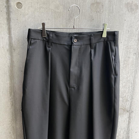 VU - tapered pants [ BLACK ]