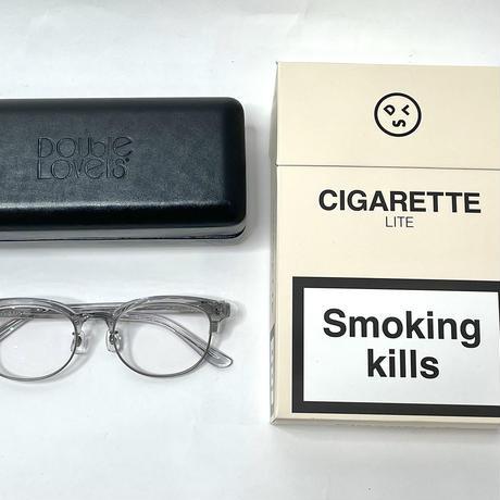 Double Lovers  CIGARETTE LITE [ smoke gray optical ]