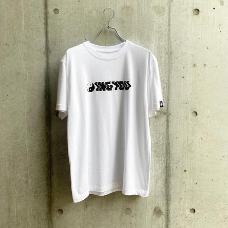 ING YOU - logo T-shirts [ WHITE ]