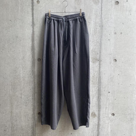 jiji -  EASY PANTS [ GRAY ]
