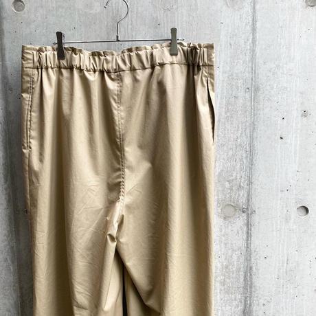VU - wide easy pants [ BRN ]